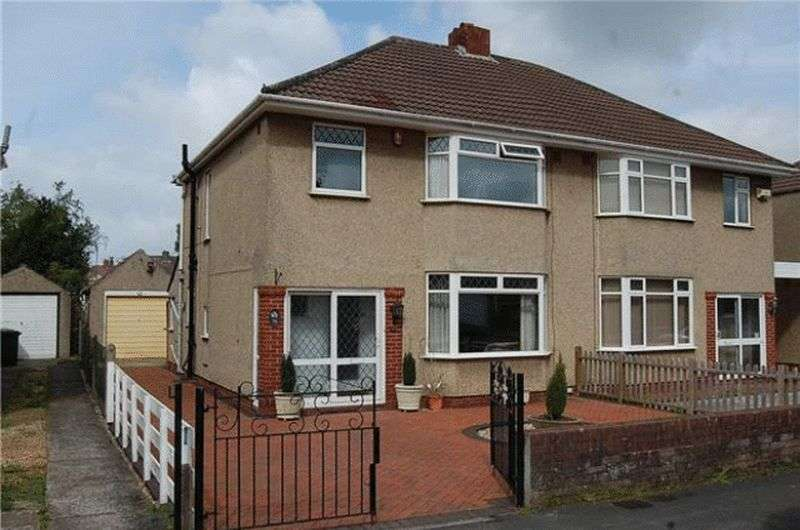3 Bedrooms Semi Detached House for sale in Heath Road, Bromley Heath