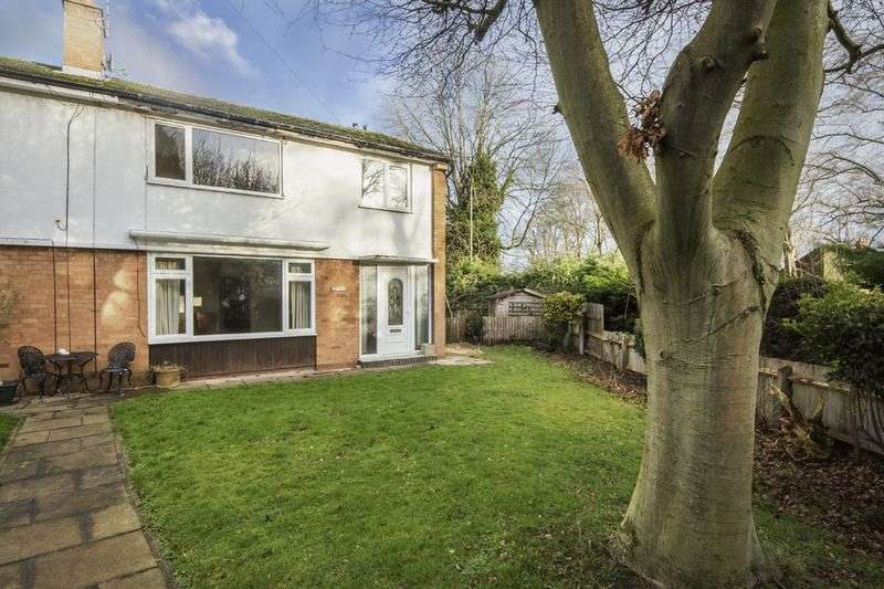 3 Bedrooms Semi Detached House for sale in Henley in Arden, Warwickshire