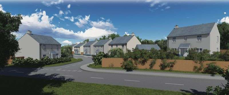 4 Bedrooms Detached House for sale in Sunny Bank, Northfield Road, Narberth