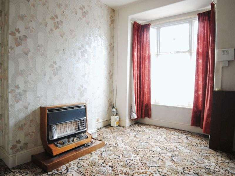 2 Bedrooms Terraced House for sale in Erskine Street, Dresden, Stoke-On-Trent, ST3 4NJ