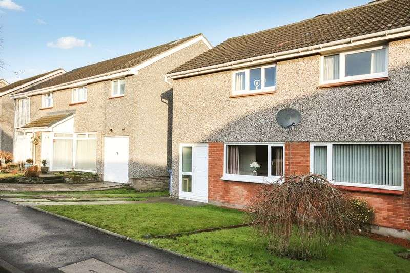 2 Bedrooms Semi Detached House for sale in 14 Dovecot Park, Linlithgow