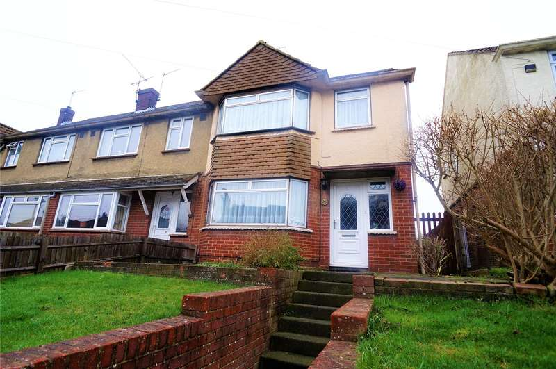 3 Bedrooms End Of Terrace House for sale in Cooling Road, Rochester, Kent, ME2