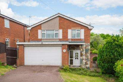 4 Bedrooms Detached House for sale in Church Lane, Northaw, Potters Bar, Hertfordshire