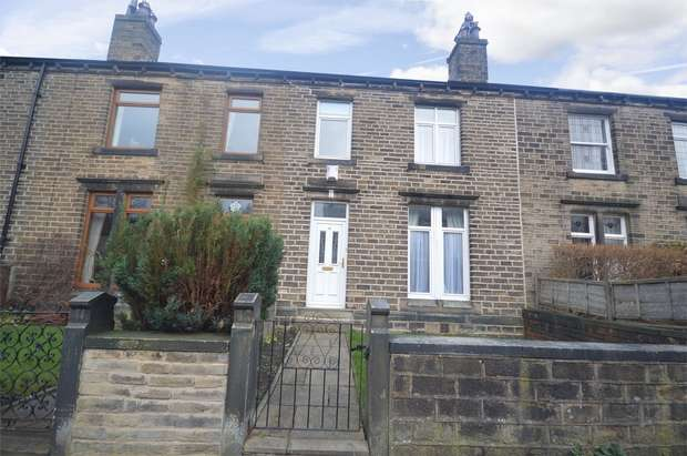 4 Bedrooms Town House for sale in Colwyn Street, Marsh, HUDDERSFIELD, West Yorkshire