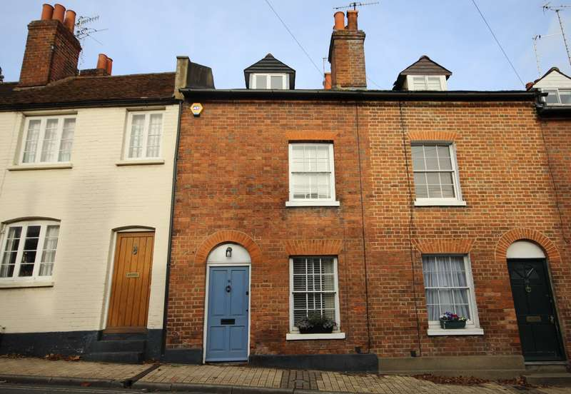 2 Bedrooms Terraced House for sale in Gravel Hill, Henley-On-Thames, RG9