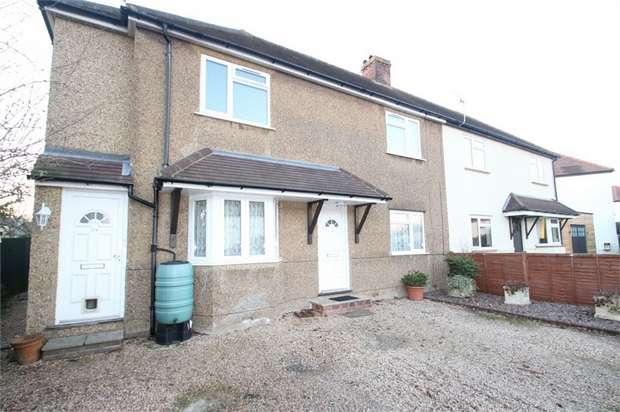 2 Bedrooms Maisonette Flat for sale in Worcester Road, Guildford, Surrey