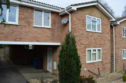 2 Bedrooms Terraced House for sale in Creekmoor, Poole, Dorset