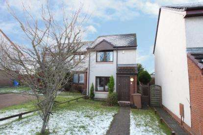 2 Bedrooms End Of Terrace House for sale in Doon Walk, Livingston
