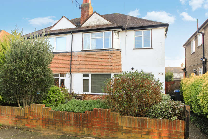 2 Bedrooms Ground Maisonette Flat for sale in Villiers Close, Surbiton