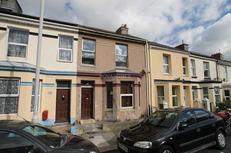 2 Bedrooms Apartment Flat for sale in Grenville Road, St Judes, PL4 9QB