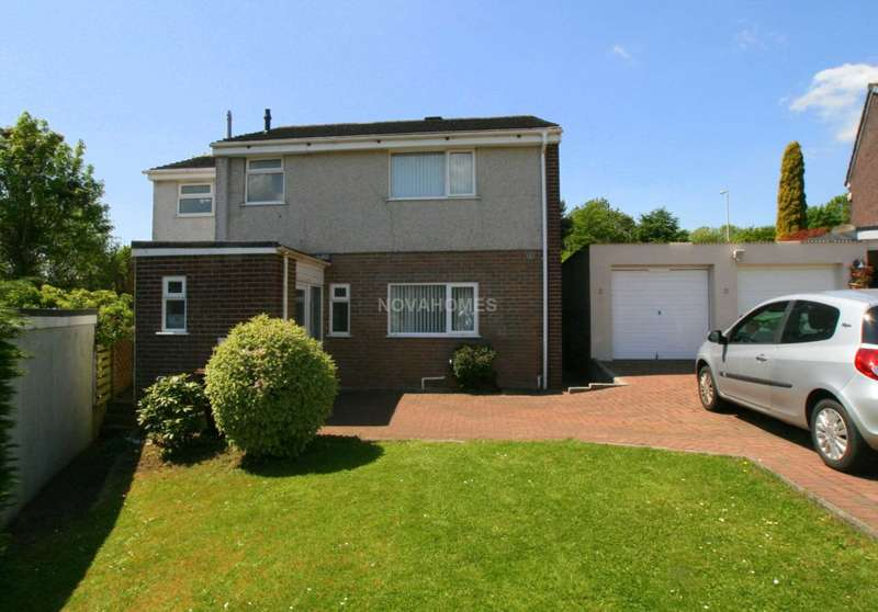 4 Bedrooms Detached House for sale in Hurrabrook Gardens, Mainstone, PL6 8SH