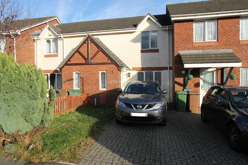 2 Bedrooms Terraced House for sale in Blackthorn Close, Honicknowle, PL5 2LD