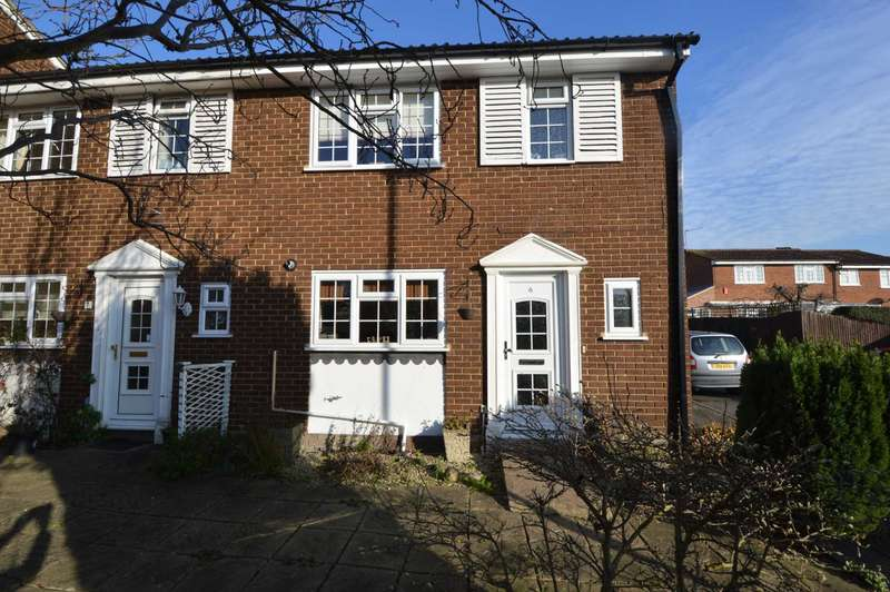 3 Bedrooms End Of Terrace House for sale in Elm Way, London