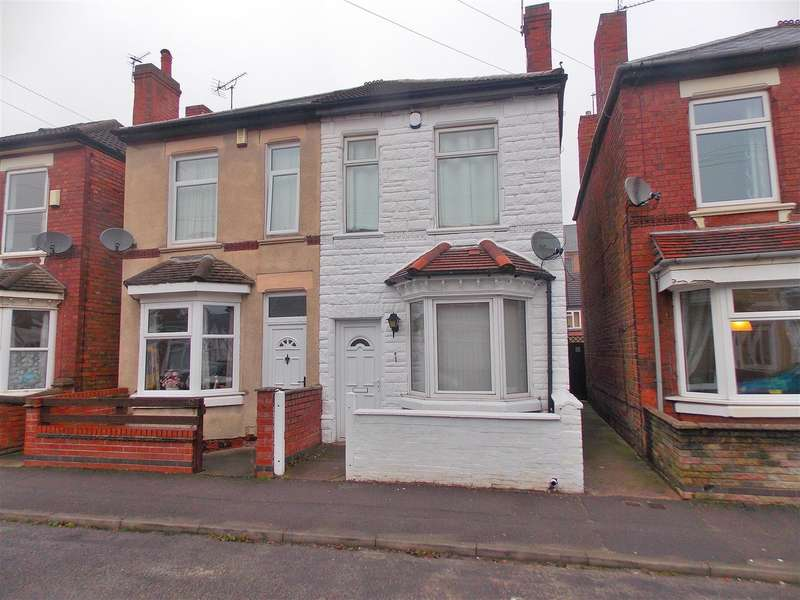 3 Bedrooms Property for sale in Lawrence Street, Long Eaton
