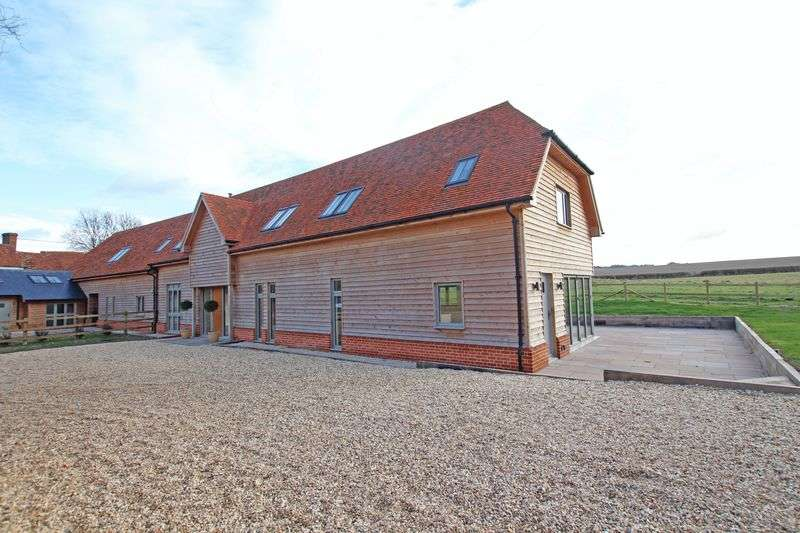 4 Bedrooms Semi Detached House for sale in Whaddon