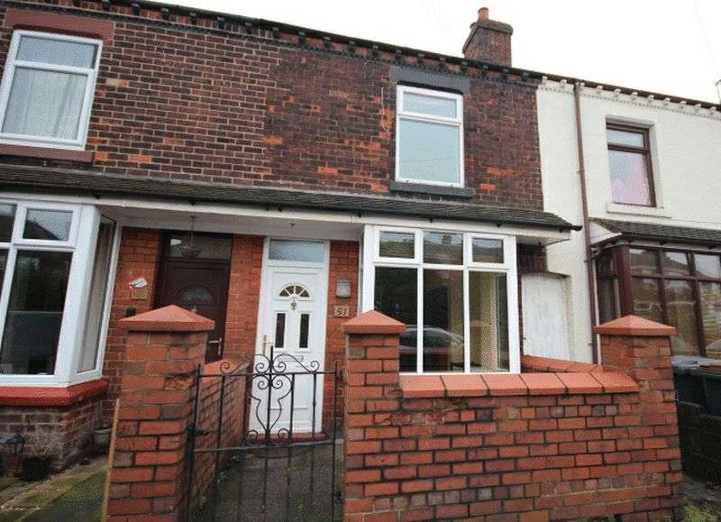 2 Bedrooms Terraced House for sale in Old Butt Lane, Stoke-On-Trent