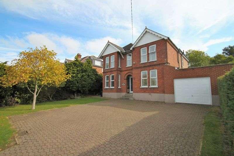 4 Bedrooms Detached House for sale in Fairlee Road, Newport
