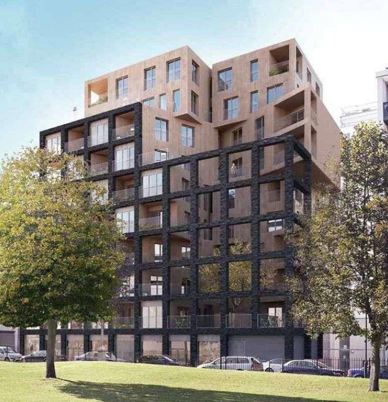 2 Bedrooms Flat for sale in Banyan Wharf, 17-21 Wenlock Road, N1
