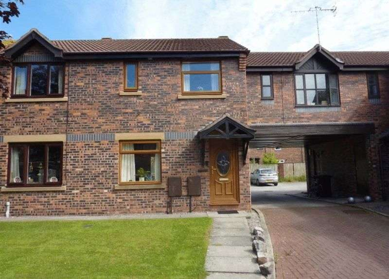 2 Bedrooms Semi Detached House for sale in Washburn Court, Morecambe