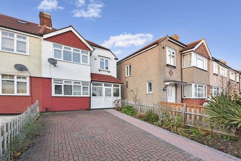 3 Bedrooms House for sale in Brockenhurst Way, London