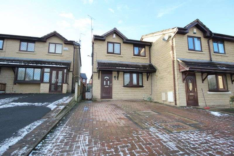 3 Bedrooms Terraced House for sale in Apple Way, Alkrington, Middleton, Manchester M24 1GX