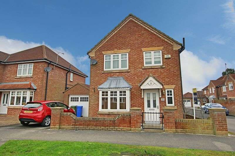 3 Bedrooms Detached House for sale in Cromwell Road, Hedon