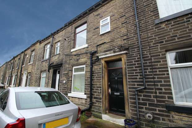 2 Bedrooms Terraced House for sale in Thackray St, Halifax, West Yorkshire, HX2 0AT