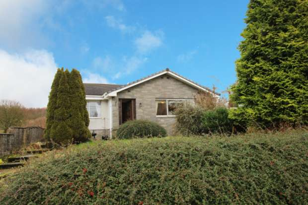 3 Bedrooms Detached Bungalow for sale in Wilsontown Road, Lanark, Lanarkshire, ML11 8ER