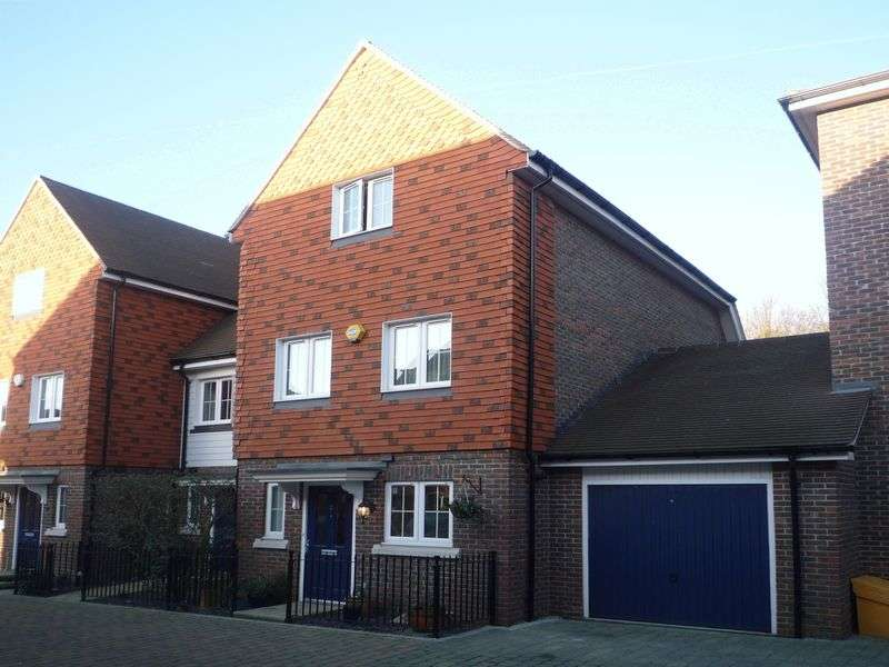 3 Bedrooms Terraced House for sale in Bradley Street, Tonbridge