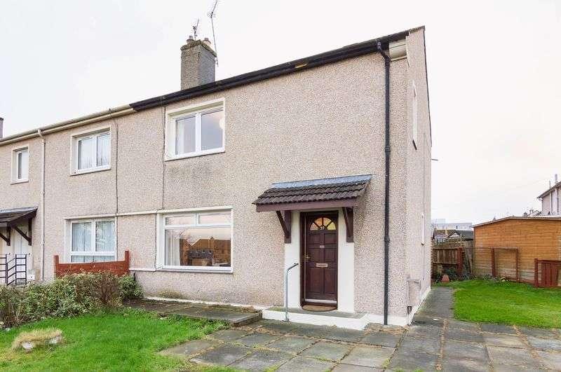 3 Bedrooms Terraced House for sale in 37 Eskdale Terrace, Bonnyrigg, Midlothian, EH19 2BN