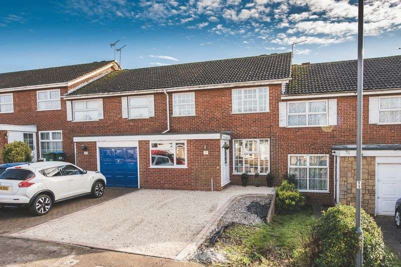 3 Bedrooms Terraced House for sale in Waivers Way, Aylesbury