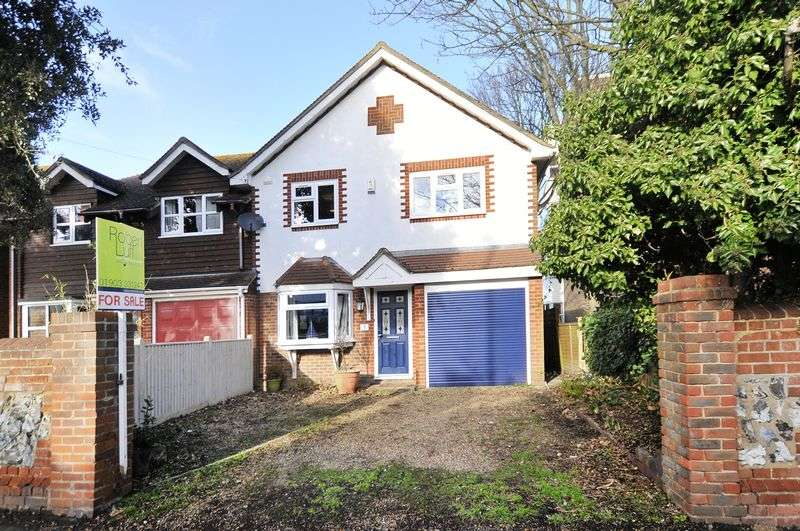 3 Bedrooms Semi Detached House for sale in Acre Gardens, Worthing