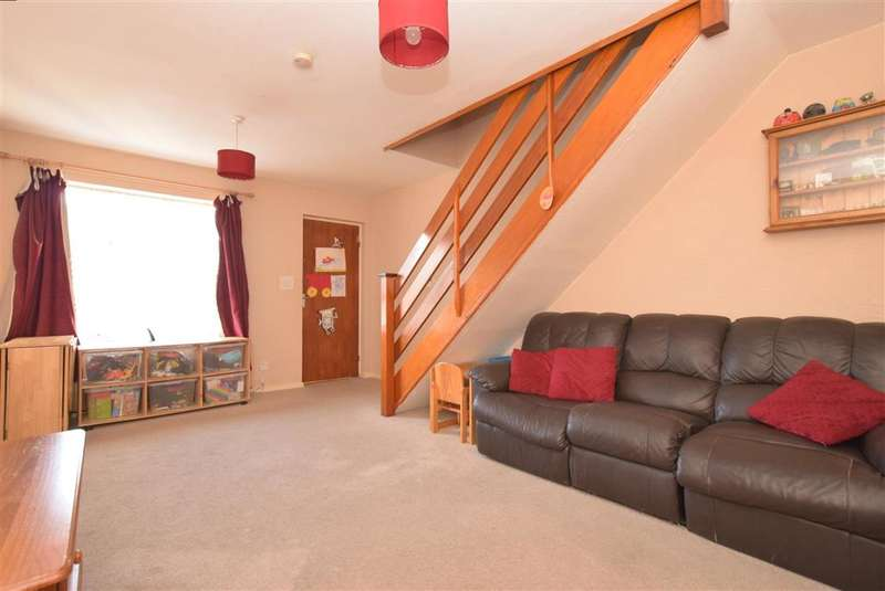 2 Bedrooms Terraced House for sale in Goodwood Close, Rustington, West Sussex