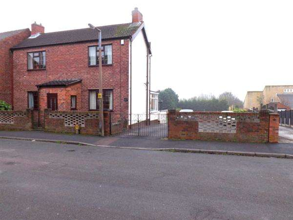 3 Bedrooms Detached House for sale in Mitchell Street, Clowne, Chesterfield