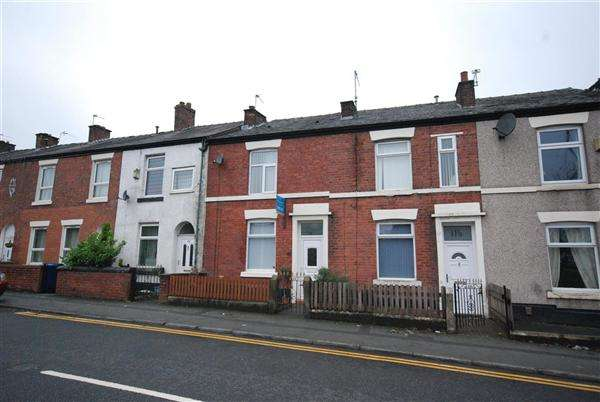2 Bedrooms Terraced House for sale in Pilsworth Road, Heywood, Heywood