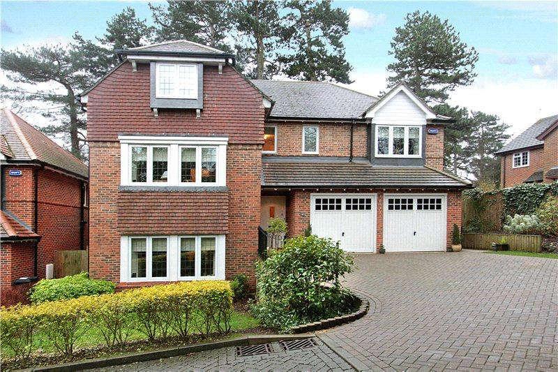 6 Bedrooms Detached House for rent in Redtiles Gardens, Kenley, CR8 5TE