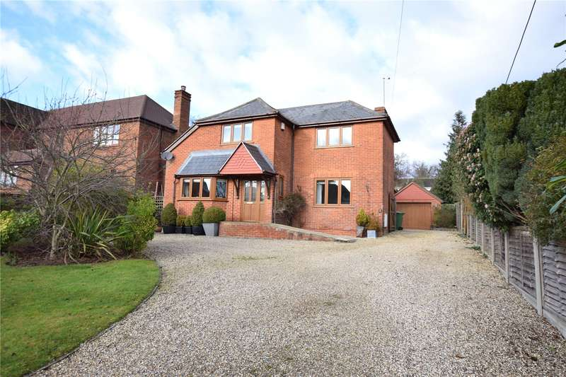 4 Bedrooms Detached House for sale in Beehive Lane, Binfield, Berkshire, RG12