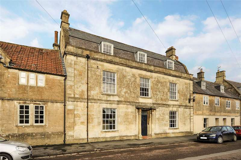 4 Bedrooms Terraced House for sale in High Street, Marshfield, Gloucestershire, SN14