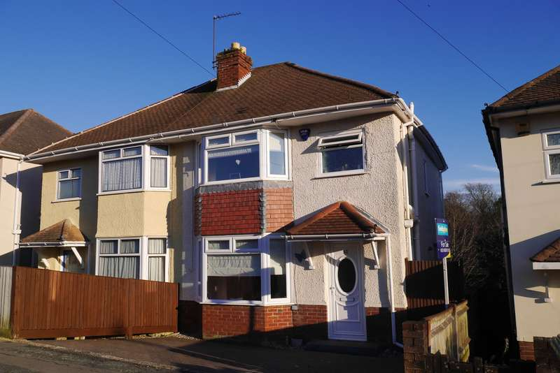 3 Bedrooms Semi Detached House for sale in Archery Grove, Woolston