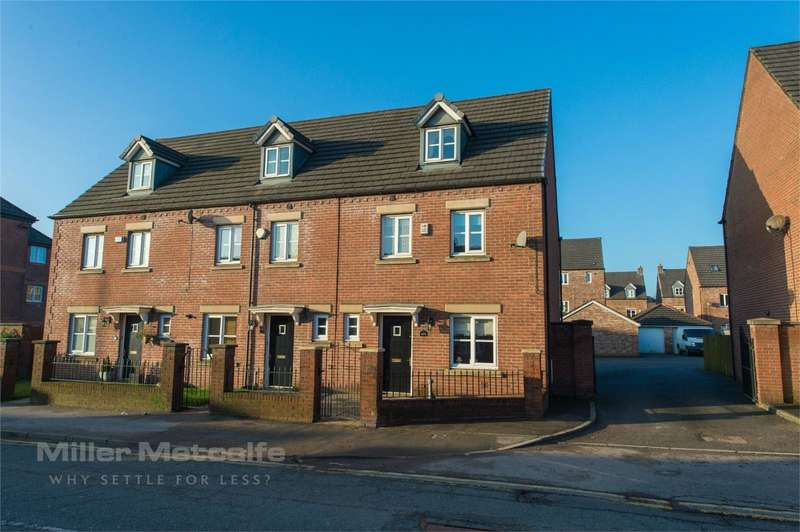 4 Bedrooms End Of Terrace House for sale in Church Street, Westhoughton, Bolton, Lancashire