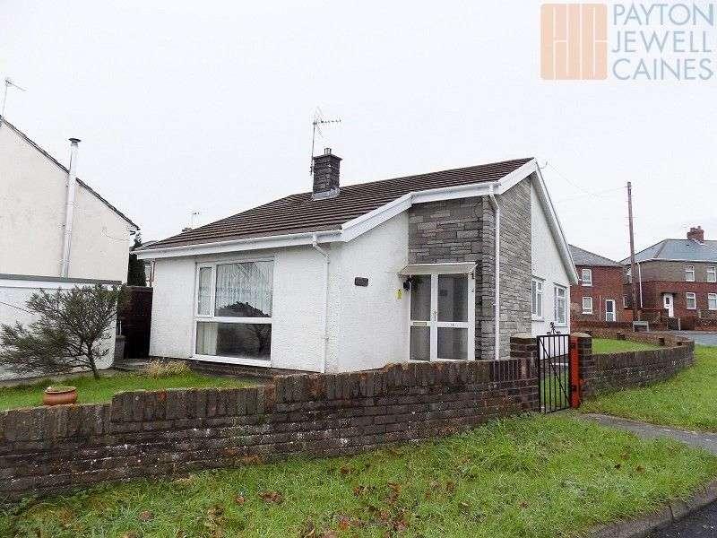 2 Bedrooms Detached Bungalow for sale in Highfield Close, Sarn, Bridgend. CF32 9RP
