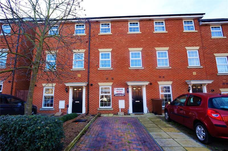 4 Bedrooms Terraced House for sale in Rileys Park Drive, Rochester, Kent, ME2