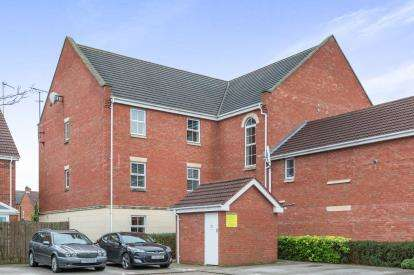 2 Bedrooms Flat for sale in Manor House, Cobham Way, Rawcliffe, York
