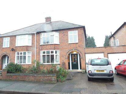 3 Bedrooms Semi Detached House for sale in Netherfield Road, Long Eaton, Sawley, Derbyshire