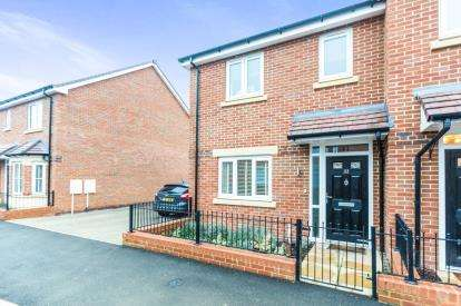 2 Bedrooms Terraced House for sale in Gregorys Bank, City Centre, Worcester, Worcestershire