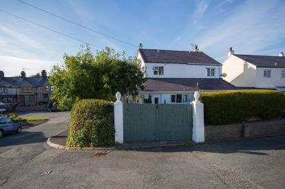2 Bedrooms Semi Detached House for sale in Stad Llwynaethnen, Trefor, Caernarfon, Gwynedd, LL54