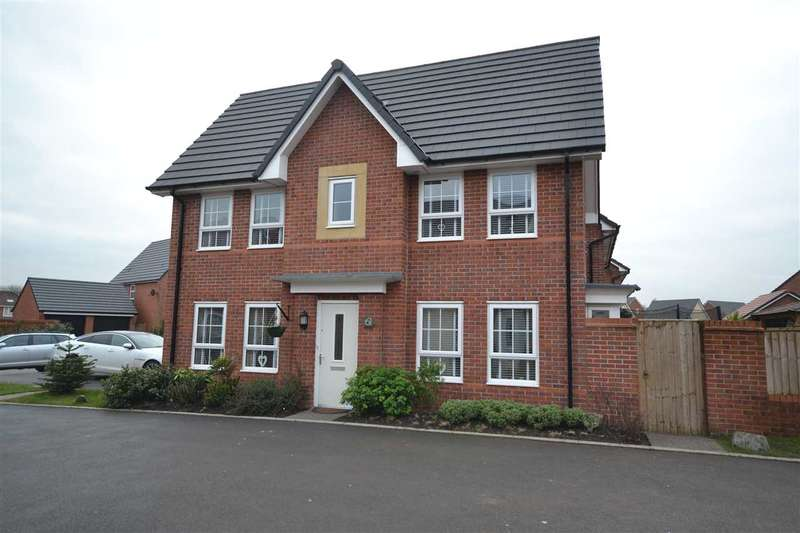 3 Bedrooms Detached House for sale in Findley Cook Road, Highfield, Wigan