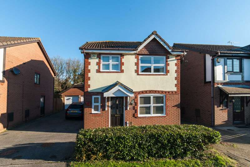 3 Bedrooms Detached House for sale in Sherbourne Close, Hemel Hempstead