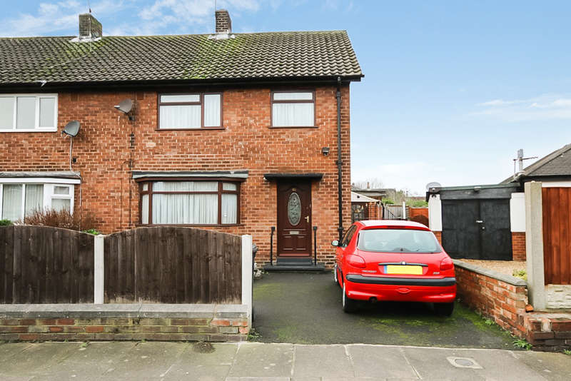 3 Bedrooms End Of Terrace House for sale in Churchill Avenue, Southport
