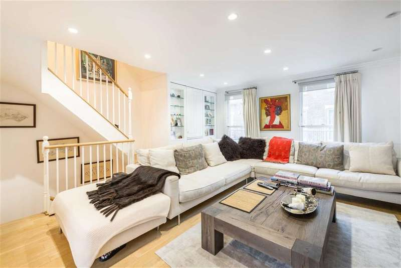 5 Bedrooms Property for sale in Cinnamon Row, Battersea, London, SW11